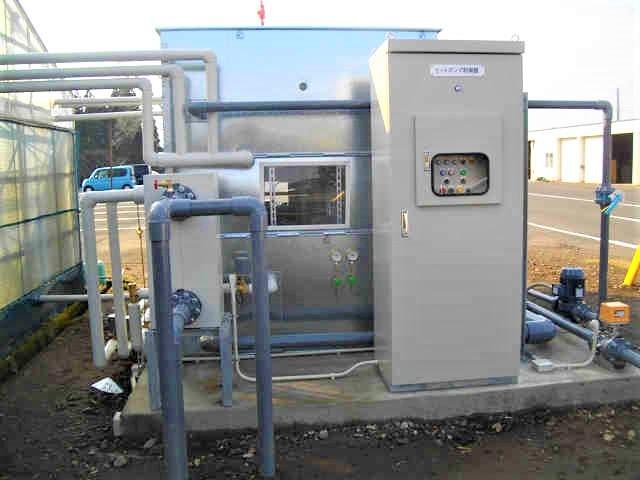 地熱利用ヒートポンプシステム