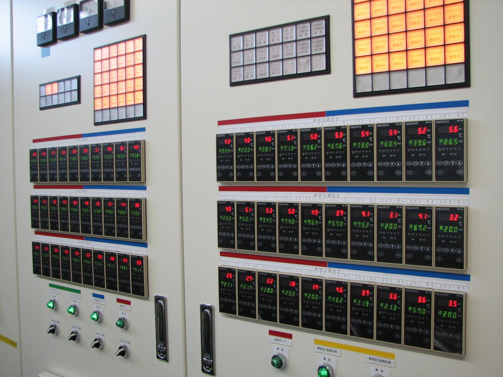 自動制御機器(弊社開発)